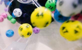 Lottery versus life insurance
